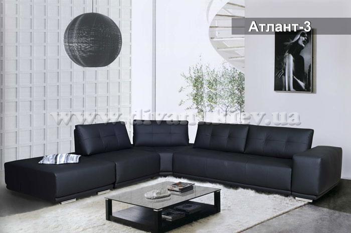 Атлант-3 угловой - мебельная фабрика Ливс. Фото №6. | Диваны для нирваны