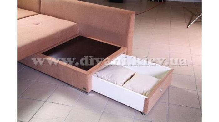 Дейли 2 - мебельная фабрика Embawood. Фото №3. | Диваны для нирваны