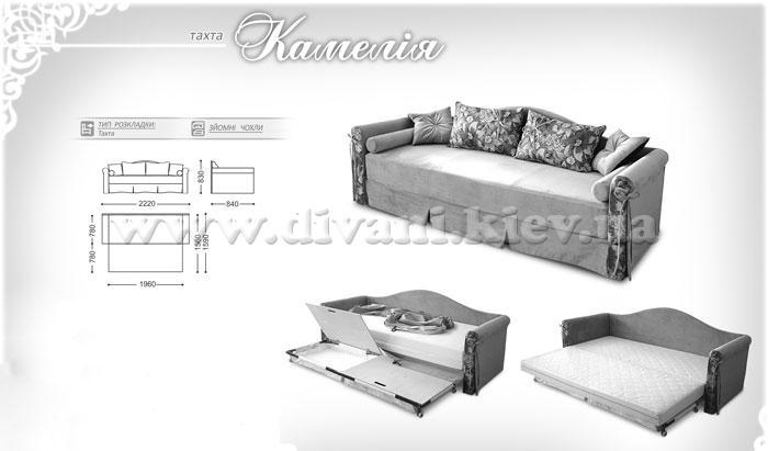 Камелия - мебельная фабрика Рата. Фото №3. | Диваны для нирваны
