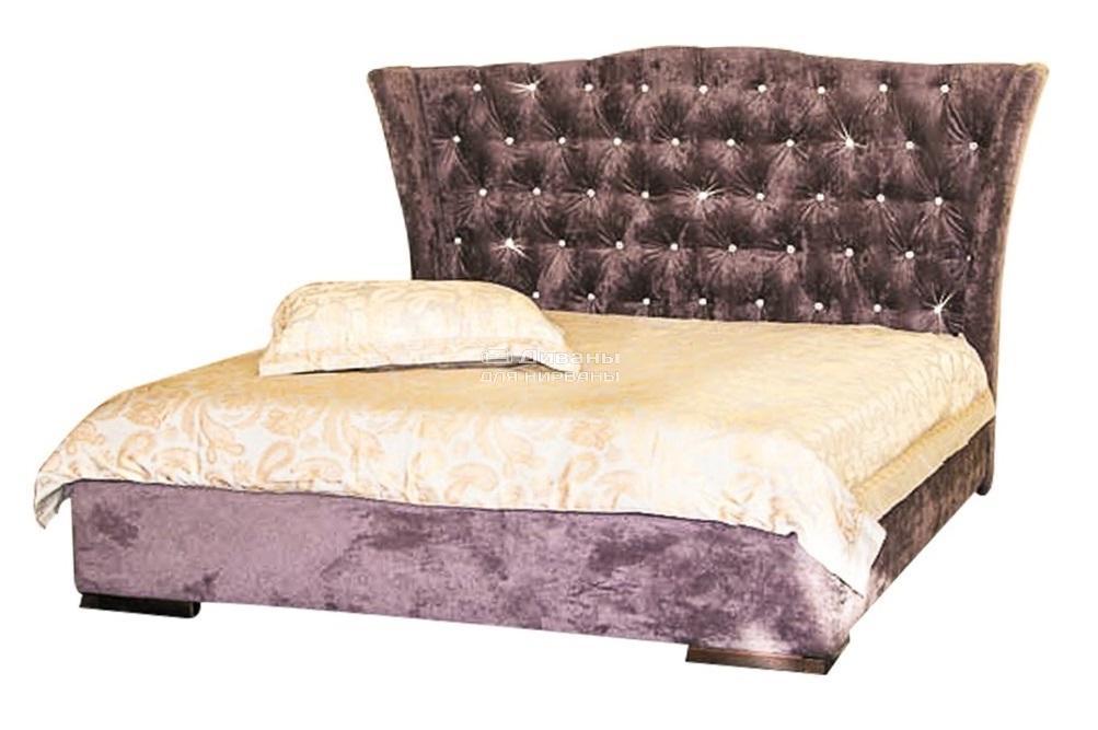 Кровать Людовик - мебельная фабрика Dalio. Фото №1. | Диваны для нирваны