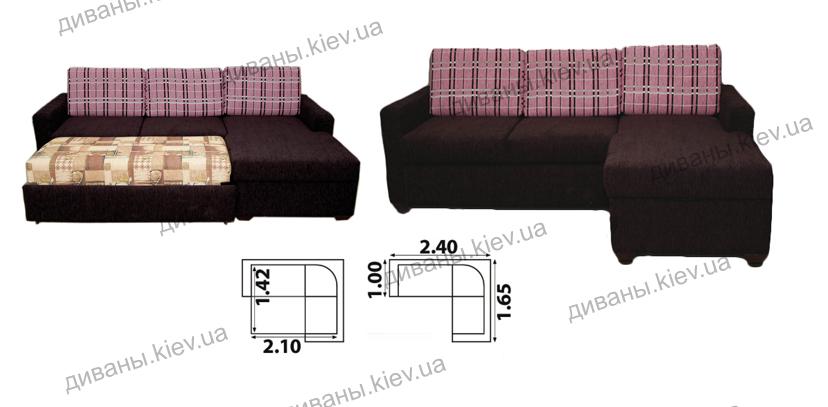 Монако - мебельная фабрика Меблі Софіївки. Фото №2. | Диваны для нирваны