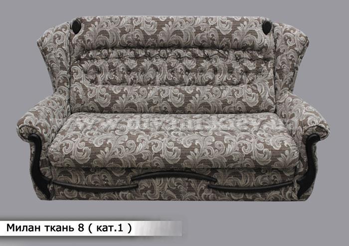 Милан - мебельная фабрика Мебель Софиевки. Фото №1. | Диваны для нирваны