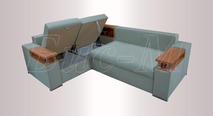 Даллас  (без ніжок) - мебельная фабрика Бис-М. Фото №6. | Диваны для нирваны